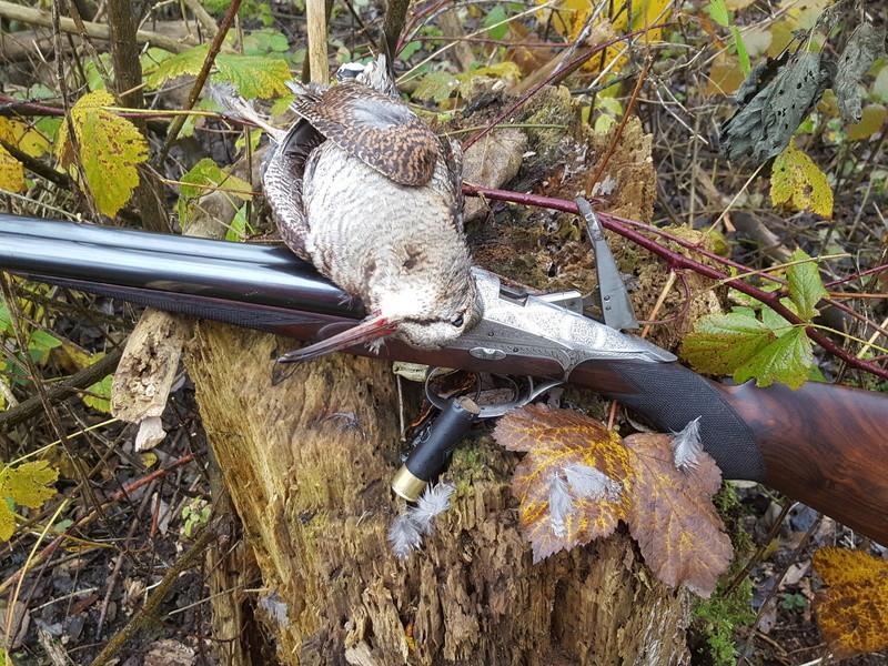 Qui chasse avec un un fusil Darne ? 20161110