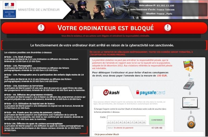 virus - pc bloqué Ransom11