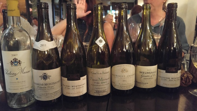 Chassagne - Puligny - Meursault - Page 2 20170810