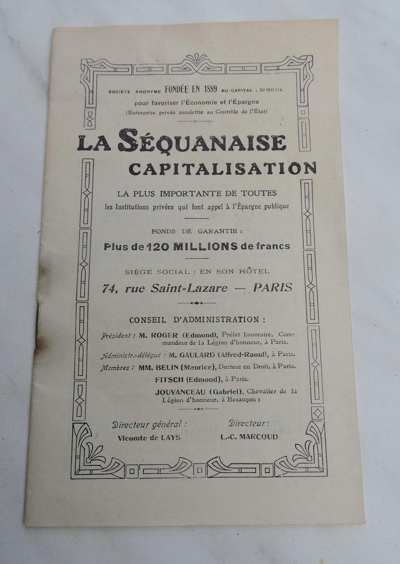 Document la Séquanaise  Dscn4218
