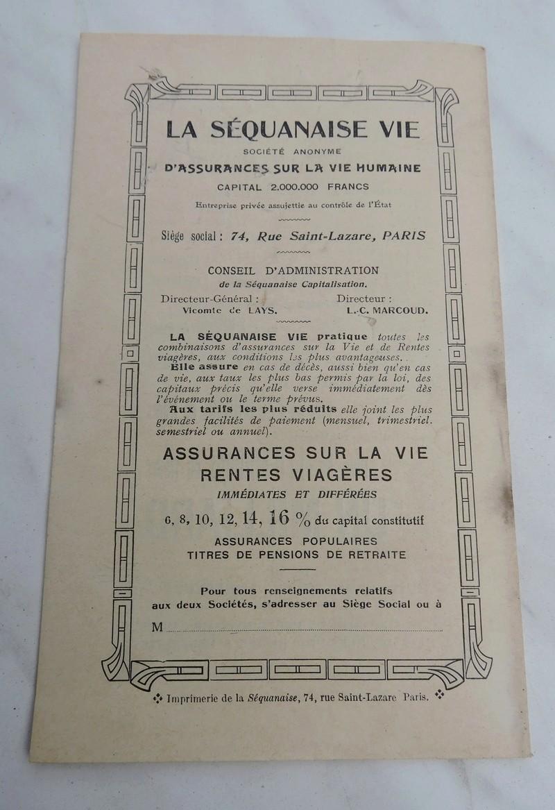 Document la Séquanaise  Dscn4219