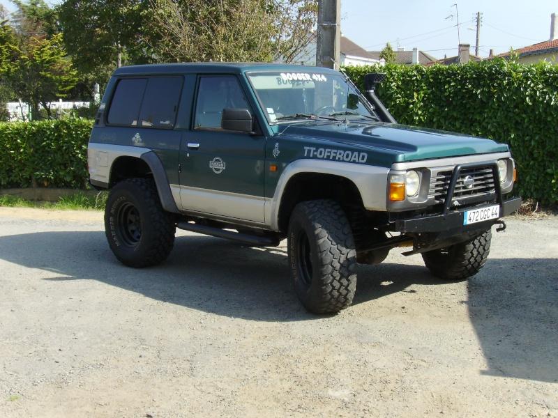 Nissan Patrol Y60 de Jojo le Nantais Pict0019