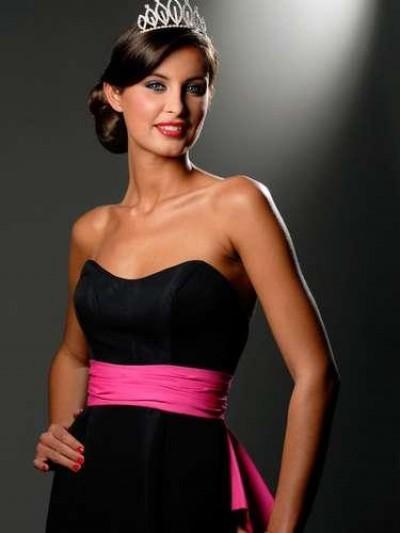Miss Normandie élue Miss France 2010 Menard10