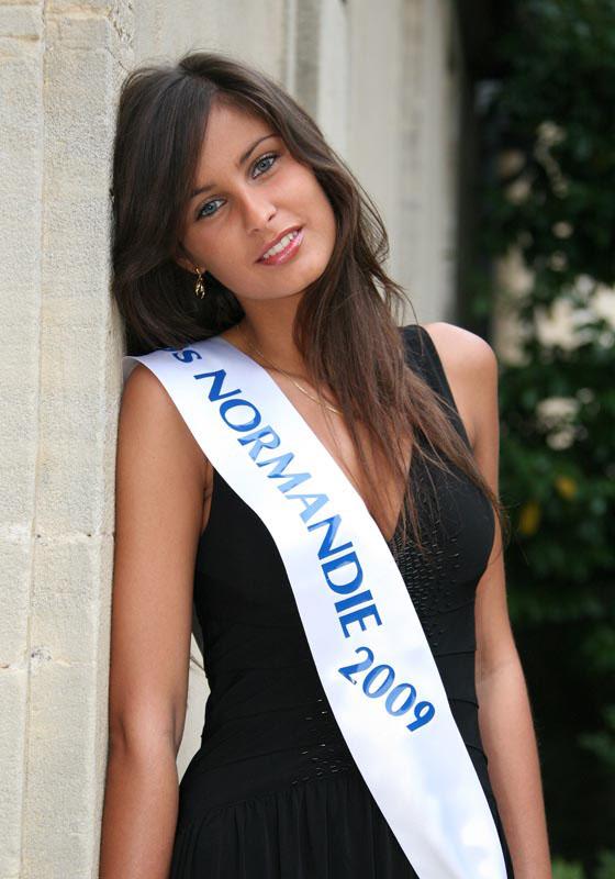 Miss Normandie élue Miss France 2010 Mmenar10