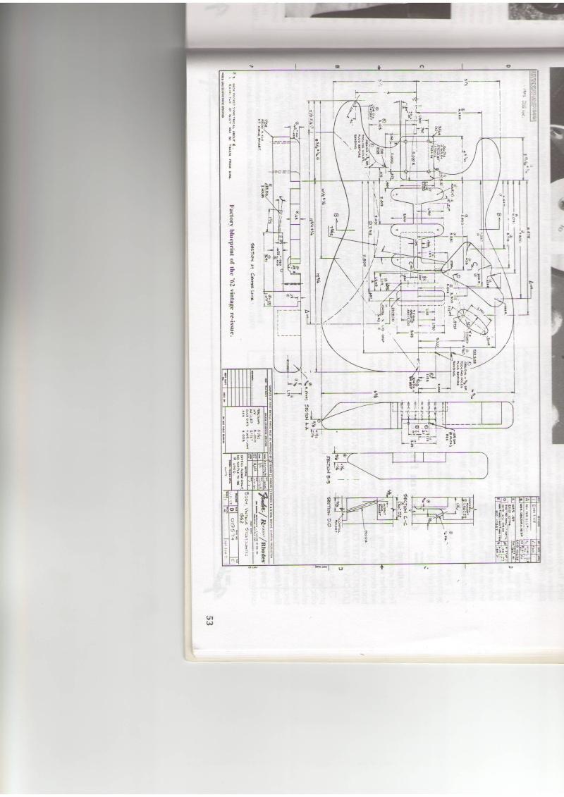 je cherche les dimension d une fender stratocaster Image10