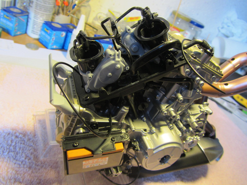DUCATI SUPERBIKE 1299 PANIGALE S -  1:4 - Pocher gebaut von XEDOS - Seite 2 Img_6412