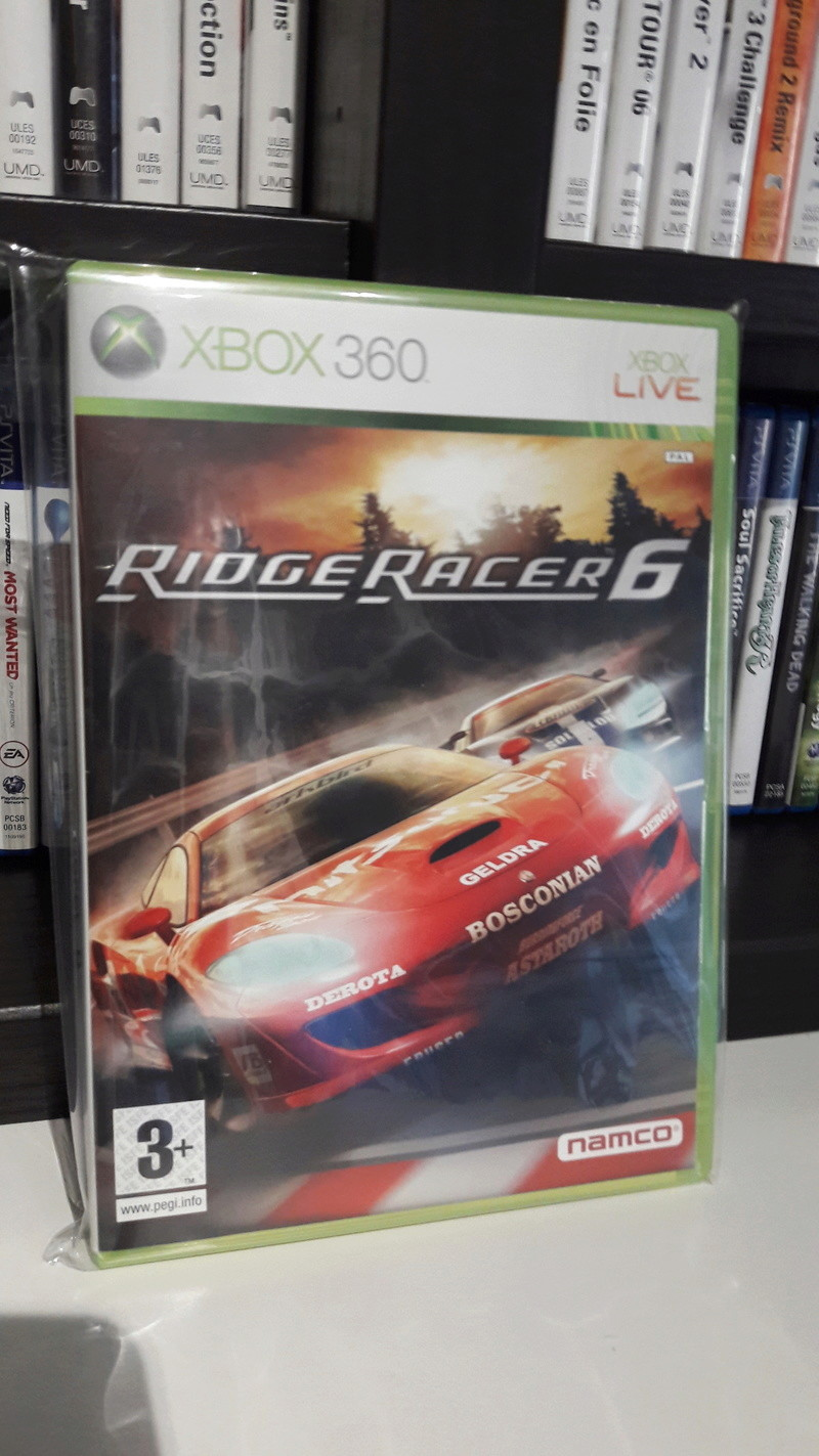 [VENDS] collection xbox 360 20171016