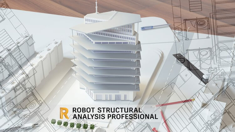Autodesk Robot Structural Analysis Professional 2018 95153210
