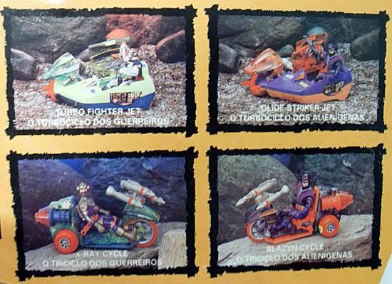 SECRET WARS/Guerres secrètes (Mattel) 1984 - Page 5 12vehi10