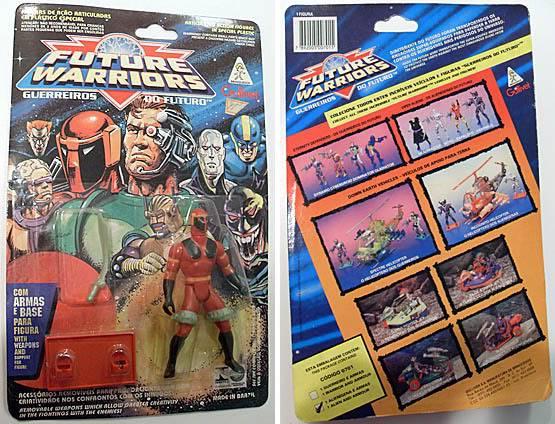 SECRET WARS/Guerres secrètes (Mattel) 1984 - Page 5 9darkl10