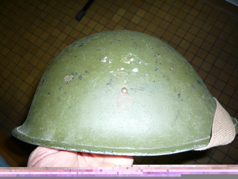 Coque de casque à identifier P1050010