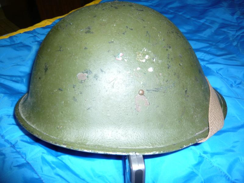 Coque de casque à identifier P1050011