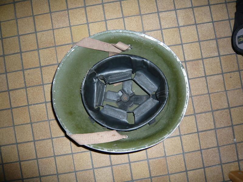 Coque de casque à identifier P1050012