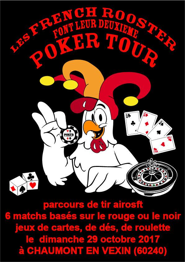 """notre 2eme """"poker tour"""" le 29 octobre 2017 Nouvea10"""