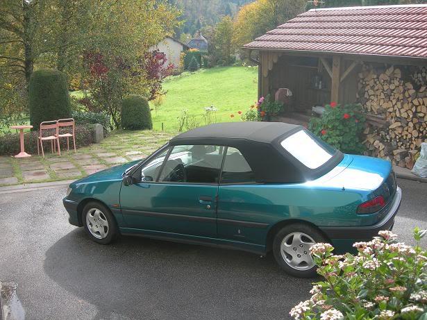 [ FOTOS ] Fase 1 - 1994 - Verde Réflex - El cabrio de Buse.U 87782511