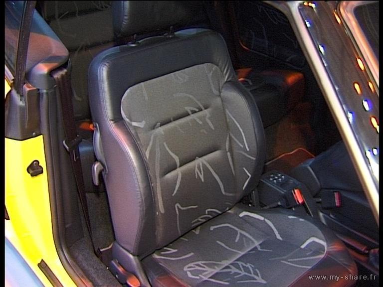[ FOTOS ] 306 Cabriolet en varios Salones del Automóvil Color_10