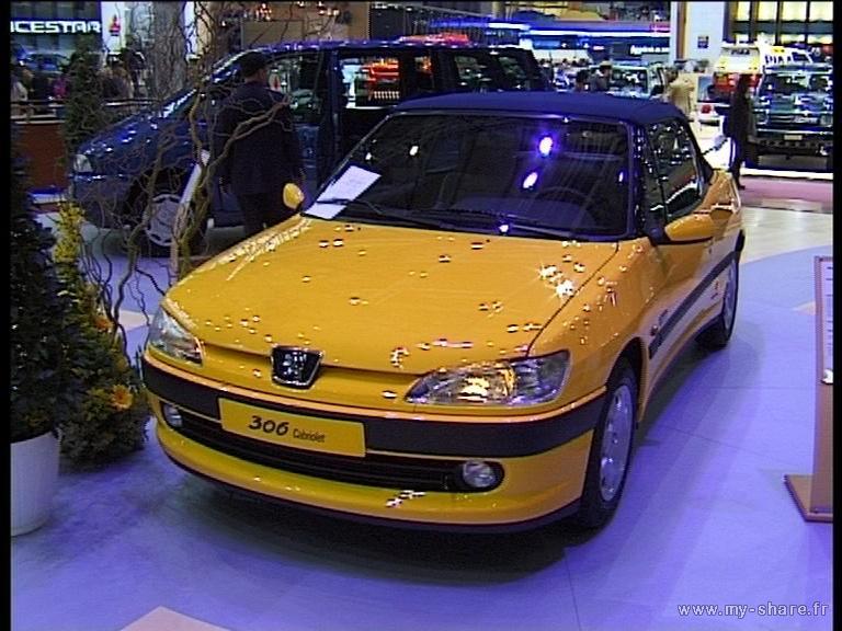 [ FOTOS ] 306 Cabriolet en varios Salones del Automóvil Color_12