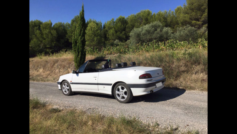 [ FOTOS ] Fase 1 - 1994 - Blanco Banquise - ¡El nuevo cabrio de Ralph! Img_3710
