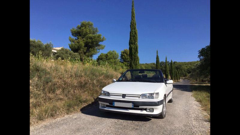 [ FOTOS ] Fase 1 - 1994 - Blanco Banquise - ¡El nuevo cabrio de Ralph! Img_3711