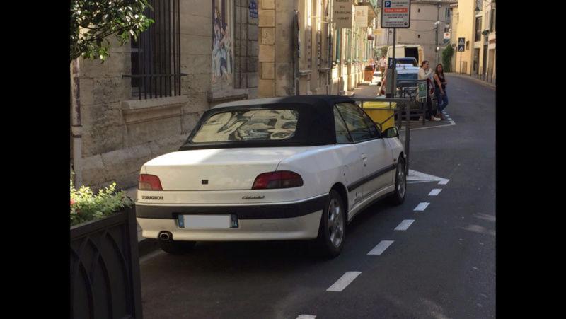 [ FOTOS ] Fase 1 - 1994 - Blanco Banquise - ¡El nuevo cabrio de Ralph! Img_3712