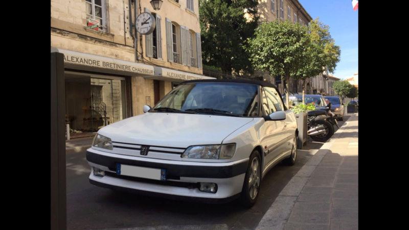 [ FOTOS ] Fase 1 - 1994 - Blanco Banquise - ¡El nuevo cabrio de Ralph! Img_3713