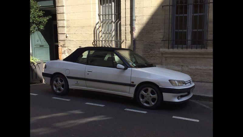 [ FOTOS ] Fase 1 - 1994 - Blanco Banquise - ¡El nuevo cabrio de Ralph! Img_3715