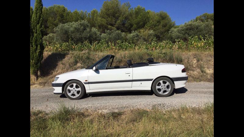 [ FOTOS ] Fase 1 - 1994 - Blanco Banquise - ¡El nuevo cabrio de Ralph! Img_3716