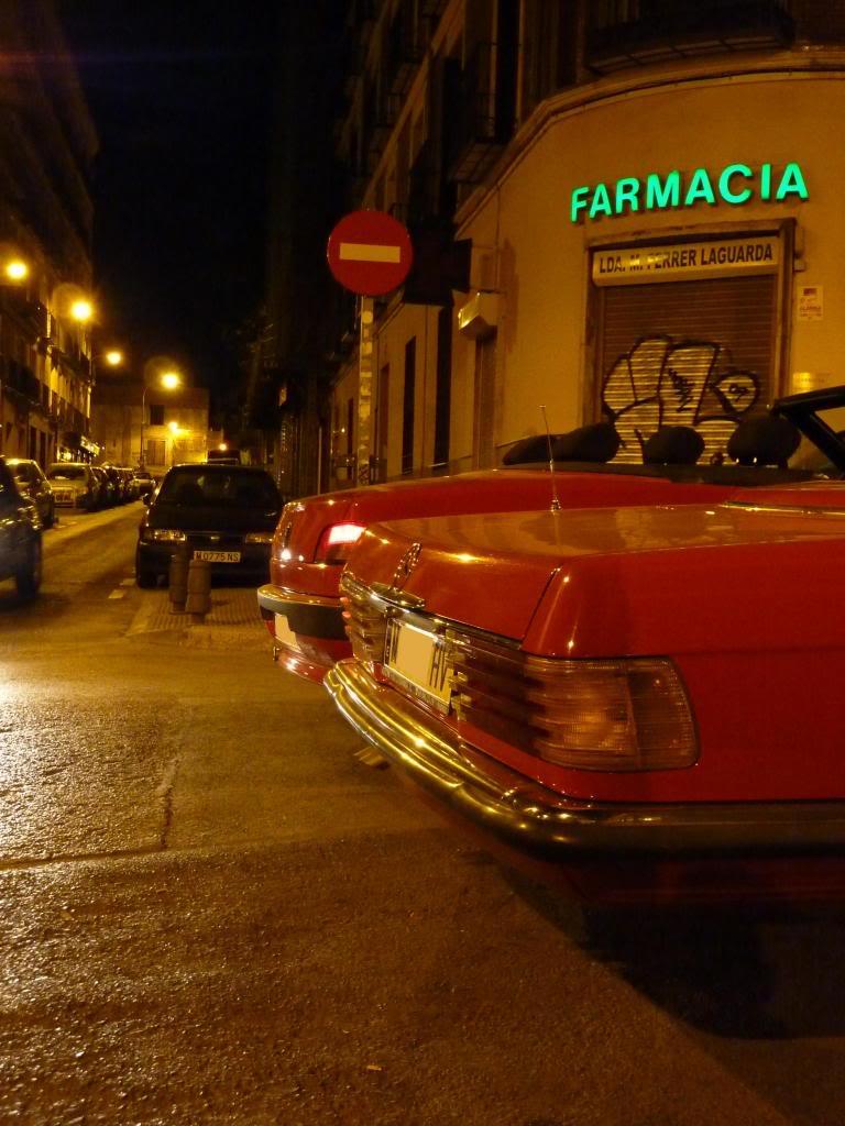 [ FOTOS ] 306 Cabrio vs/ Mercédes SL P1020410