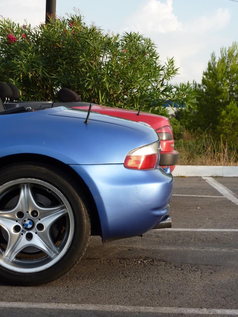 [ FOTOS ] 306 Cabrio vs/ BMW Z3 M P1030911
