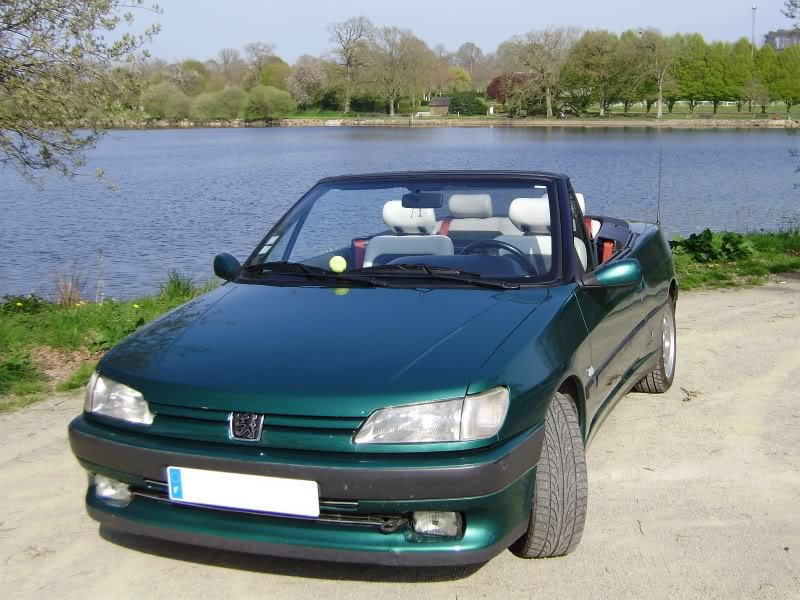 [ FOTOS ] Fase 1 - 1997 - Verde Roland Garros - El cabrio de Choupie P4170016