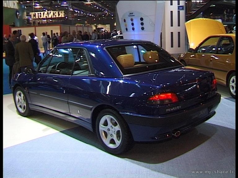 [ FOTOS ] 306 Cabriolet en varios Salones del Automóvil Paris_13