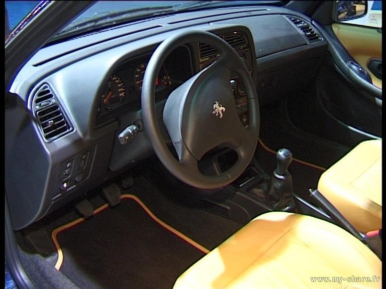 [ FOTOS ] 306 Cabriolet en varios Salones del Automóvil Paris_14