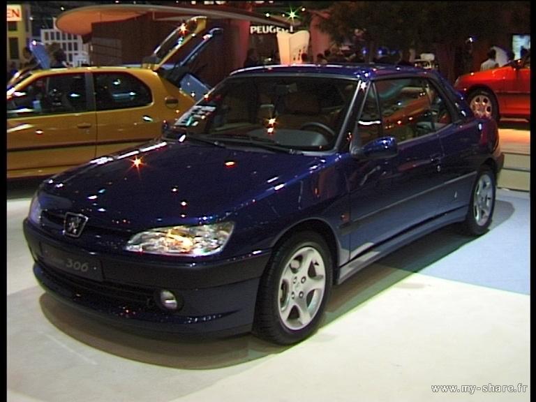 [ FOTOS ] 306 Cabriolet en varios Salones del Automóvil Paris_15