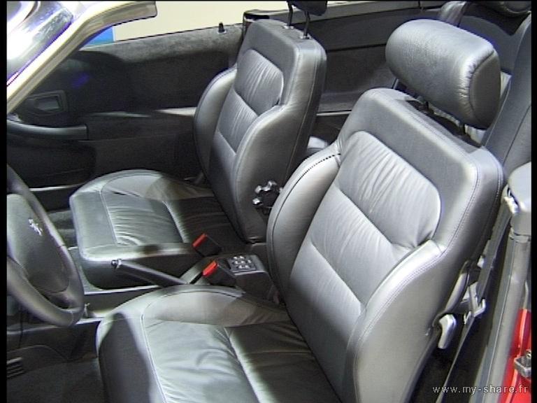 [ FOTOS ] 306 Cabriolet en varios Salones del Automóvil Paris_18