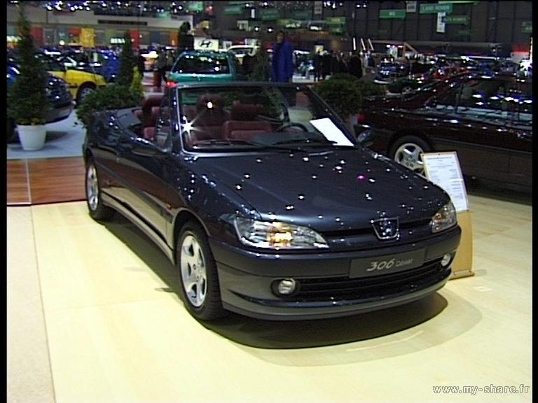 [ FOTOS ] 306 Cabriolet en varios Salones del Automóvil Swissm10