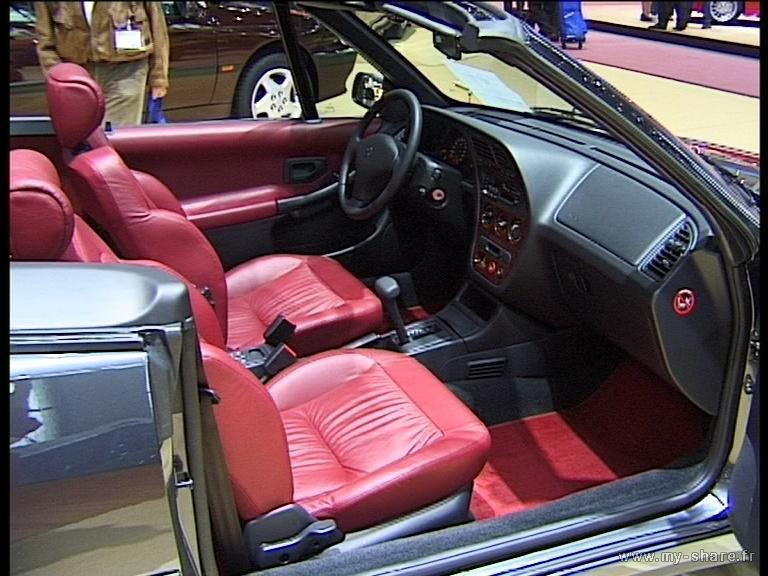 [ FOTOS ] 306 Cabriolet en varios Salones del Automóvil Swissm13