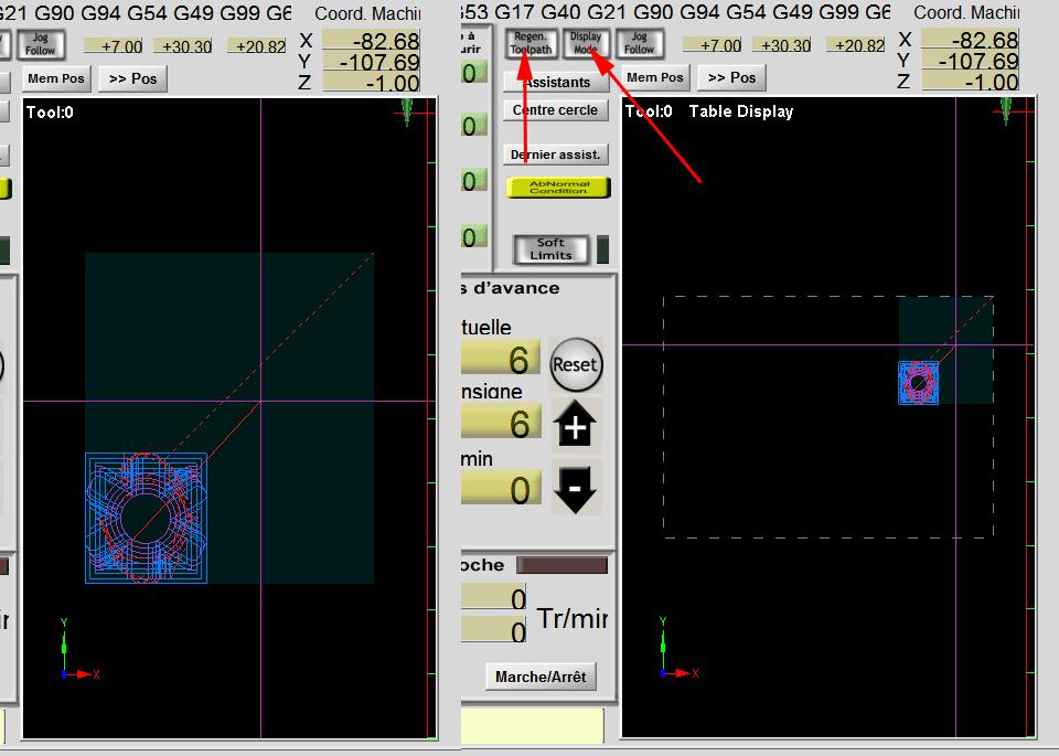 Voir les dimensions de mon brut sur la visu de Mach3 Mach_d10