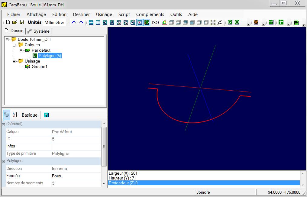 Réaliser une boule Tournb10