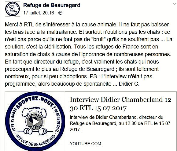 Interview RTL 12 30 de Didier Chamberland 15 07 2017 Captur10