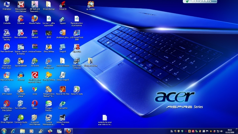 Windows 7 in a box : Utilitaire incontournable pour W7 11-12-10
