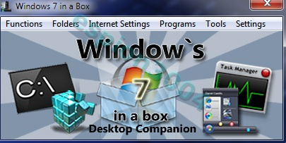 Windows 7 in a box : Utilitaire incontournable pour W7 11-12-11