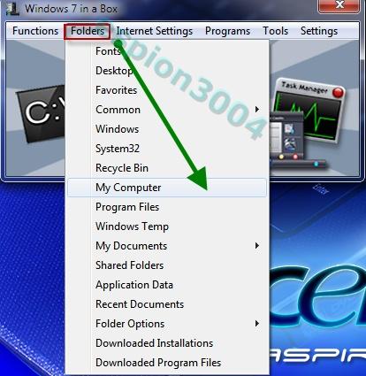 Windows 7 in a box : Utilitaire incontournable pour W7 11-12-13