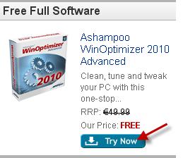 Jackpot sur les produits Ashampoo gratuit avec licence pour tous... 14-12-10