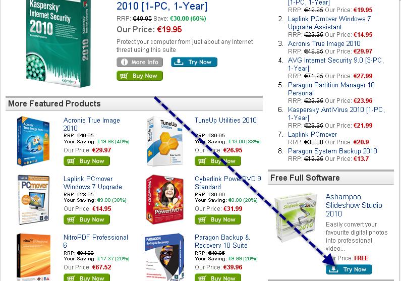 Jackpot sur les produits Ashampoo gratuit avec licence pour tous... 14-12-13