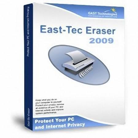 Télécharger East-Tec Eraser 2009 avec licence gratuitement promo ! East-t10