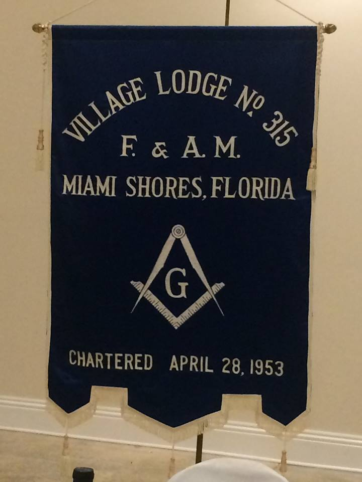 300 years of Freemasonry  ***  Parade and Table Lodge June 24th at the Miami Scottish Rite Masonic Temple 19399210