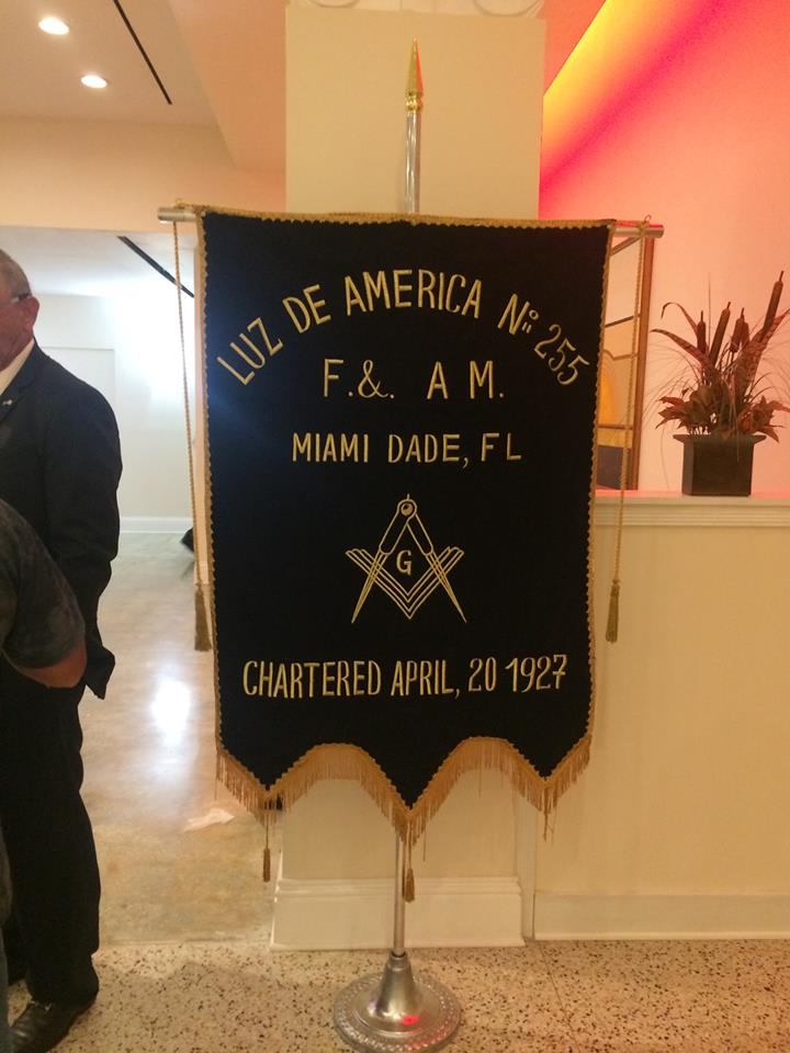300 years of Freemasonry  ***  Parade and Table Lodge June 24th at the Miami Scottish Rite Masonic Temple 19424010