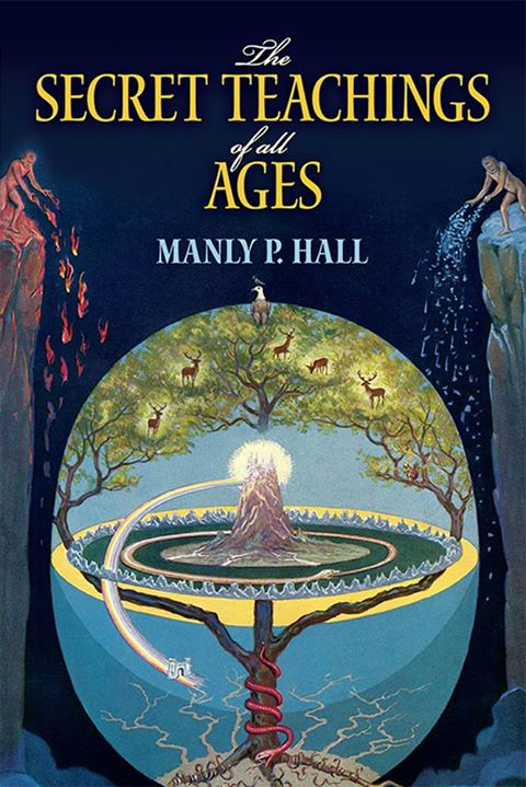 The Secret Teachings of All Ages  ***  Manly P. Hall 1928 19693610