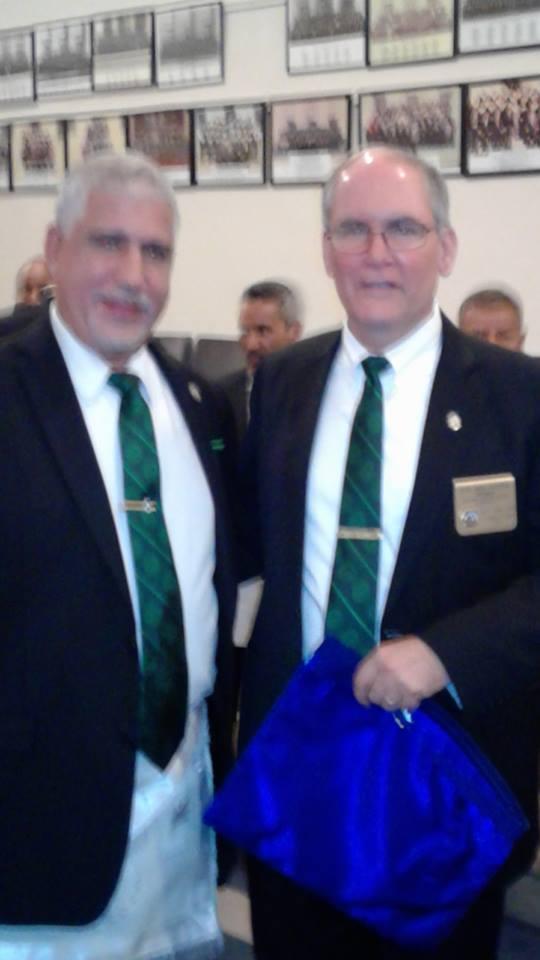 Visita oficial del MWGM de Florida Richard G. Hoover al 27º Distrito organizado por DGM Luis Meurice 20229210