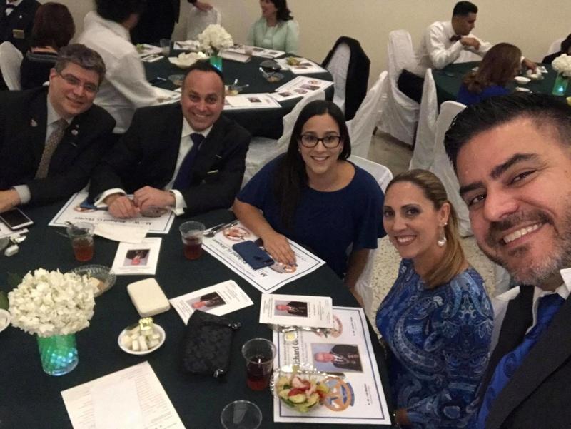 Visita oficial del MWGM de Florida Richard G. Hoover al 27º Distrito organizado por DGM Luis Meurice 20229810